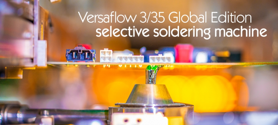 Versaflow 3/35 Global Edition Selective Soldering Machine
