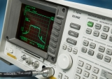 Agilent Spectrum Analyser